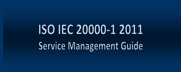 ISO IEC 20000-1 Service Management Library