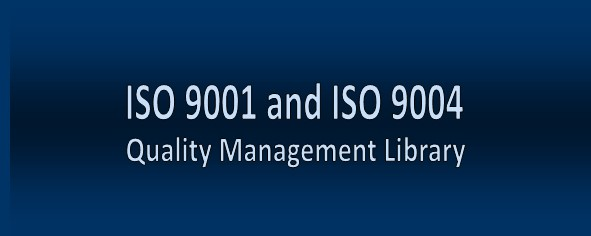 ISO 9001 AND ISO 9004 LIBRARY