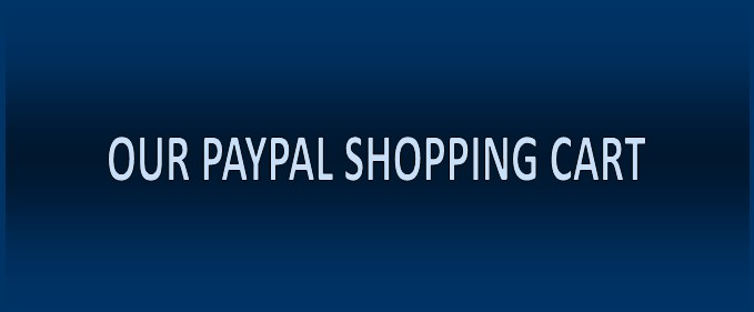 Our PayPal Shopping Cart