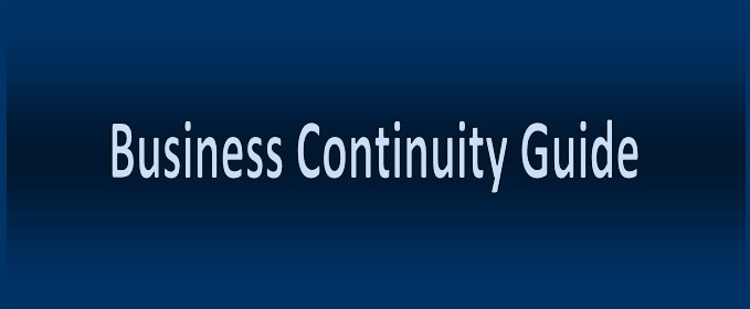 Security, Business Continuity, and Risk Management Guide
