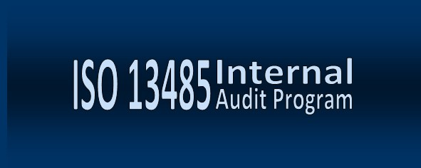 ISO 13485 2016         Internal Audit Program for Medical Devices