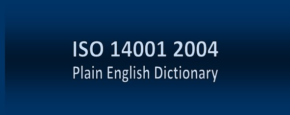 ISO 14001 2004 Definitions