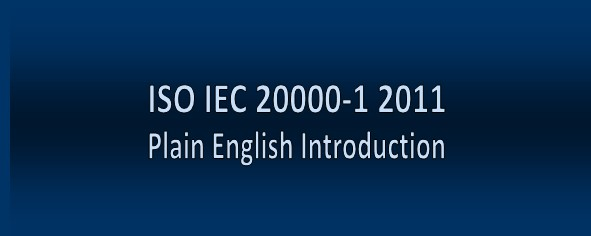 ISO IEC 20000-1 2011 Introduction