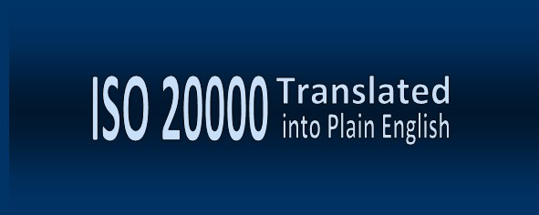 ISO IEC 20000-1 2011 Translated into Plain English