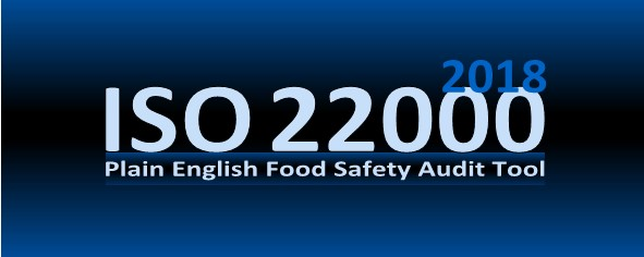 ISO 22000 2018 Food Safety Audit Tool