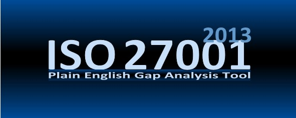 ISO IEC 27001 2013 Information Security Gap Analysis Tool