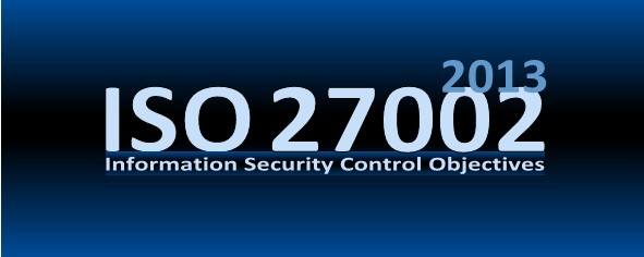 ISO IEC 27002 2013 Information Security Control Objectives