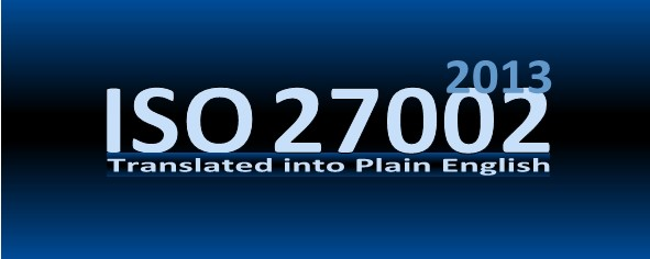ISO IEC 27002 2013 Translated into Plain English