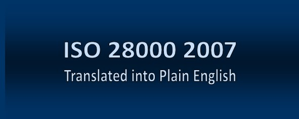 ISO 28000 Supply Chain Security in Plain English