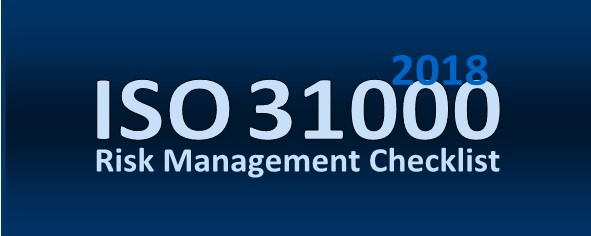 Plain English ISO 31000 2018 Risk Management Checklist