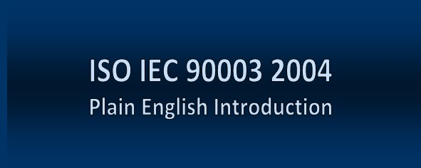 ISO IEC 90003 2004 Plain English Introduction