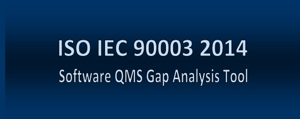 How to do an ISO IEC 90003 gap analysis
