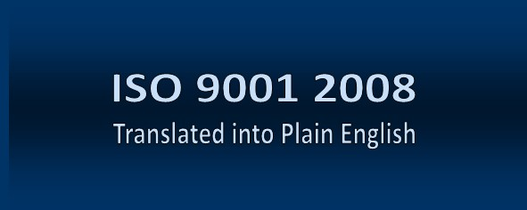ISO 9001 2008 in Plain English