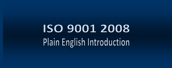ISO 9001 2008 Introduction