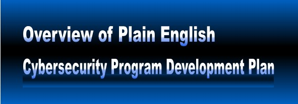 Cybersecurity Program Development Plan