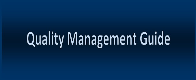 Quality Management Guide