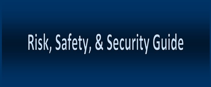 Risk, Safety, Security, and Business Continuity Management Guide